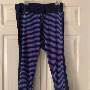 Aerie cropped leggings